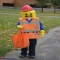The Lego Movie Emmet costume - Halloween costume ideas for the kids