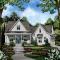 The Leslie Modern Farmhouse Plan by Donald A. Gardner - Country Farmhouse
