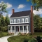Three Bedroom Country House Plan - Country Farmhouse