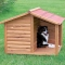 Natural Large Dog House