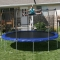 Trampoline - Backyard fun