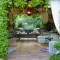 Elegant Country Garden - Outdoor sitting areas