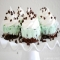 Mint Chocolate Chip Ice Cream Cupcakes - Frozen Desserts and Drinks