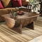 Whiskey Barrel Coffee Table  - Awesome furniture