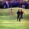 19th hole streaker  - Funny Pics