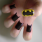 Batman Nails - All Types of Style