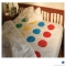 Twister bed sheets - Kid's Room